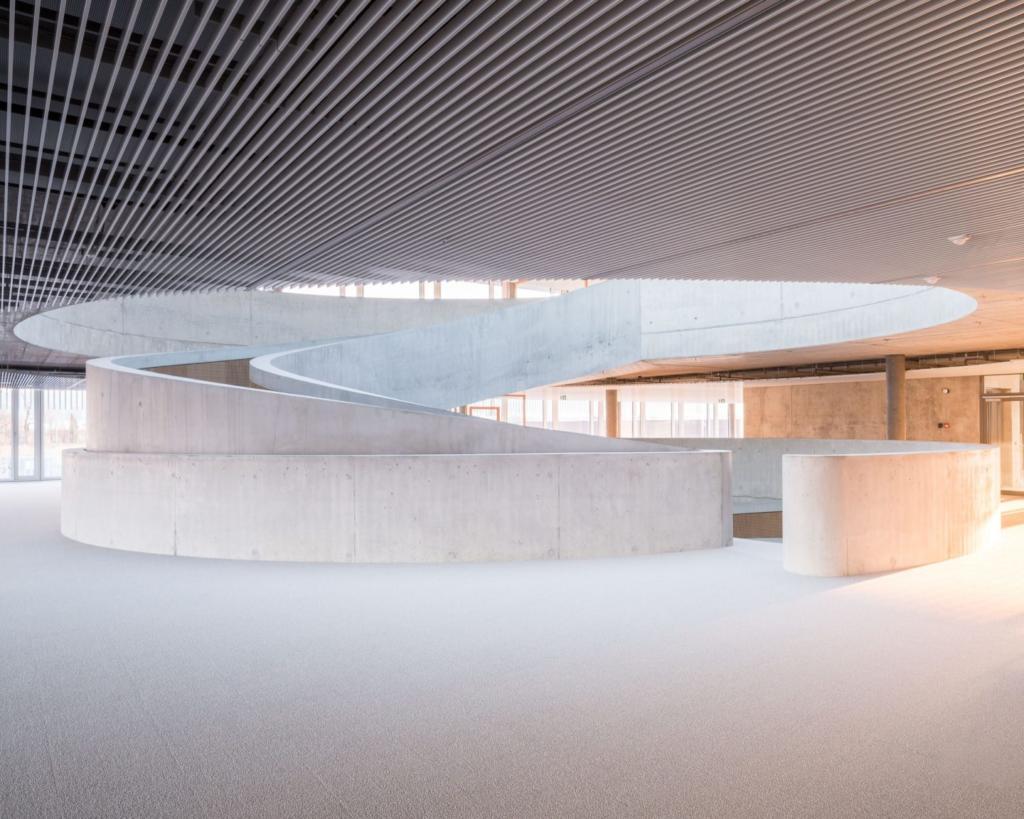 © HILDEBRAND Architects, Zürich & Sandwich, Kyoto